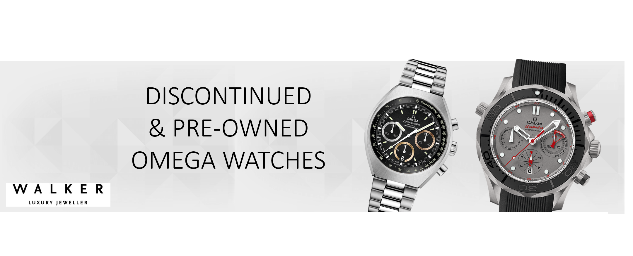 Pre-owned Watches Omega