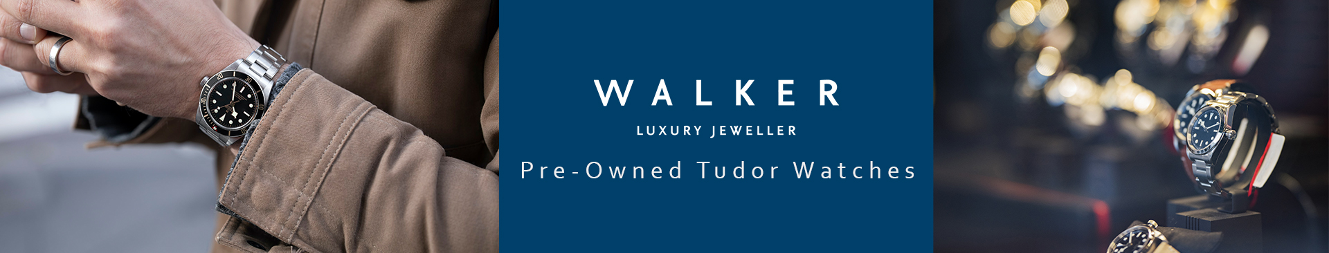 PRE-OWNED WATCHES TUDOR