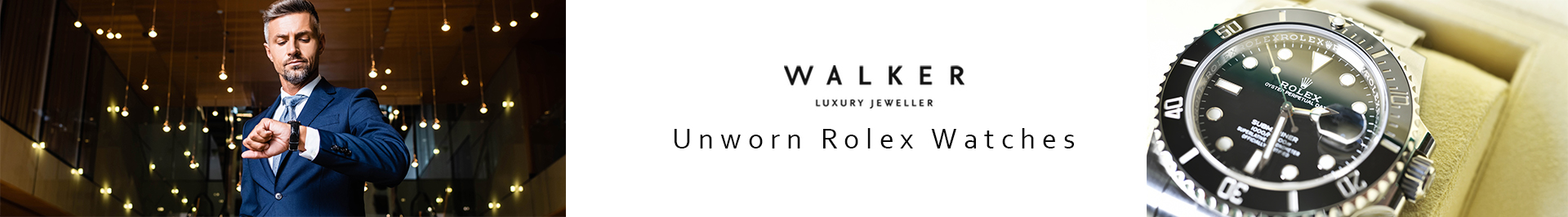 PRE-OWNED WATCHES ROLEX