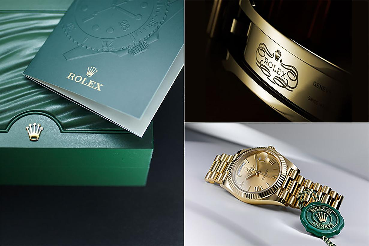 The Rolex Experience at Walker Luxury jeweller